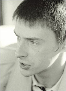 Paul Weller: photograph copyright Twink