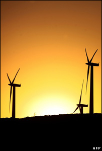 Wind Turbines (Image: AFP)