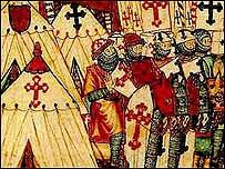 Imagen de los Templarios