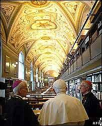 Biblioteca del Vaticano