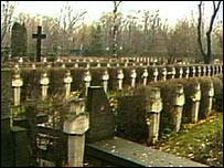 Katyn graves