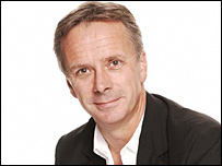 BBC One controller Peter Fincham