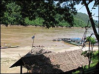 Thai-Burmese border