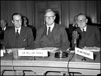 Panel at the inquiry