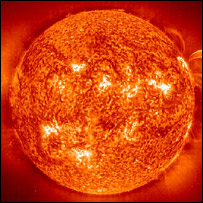 The Sun. Image: Soho (Esa and Nasa).