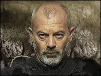 Keith Allen as the Sheriff of Nottingham