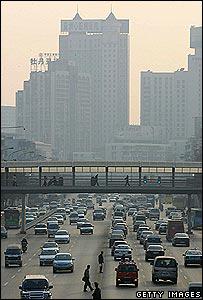 Wuhan city, China