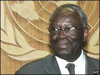 Ibrahim Gambari.