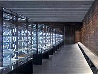 Museum of Modern Literature in Marbach am Neckar