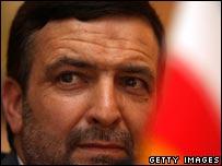 Iranian ambassador to Iraq Hassan Kazemi-Qomi