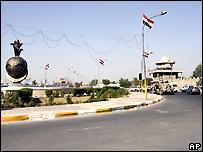 Nisoor Square, Baghdad