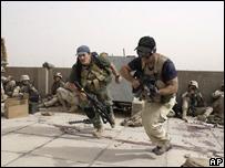 """Según la investigación iraquí, los agentes de Blackwater """"no fueron provocados""""."""