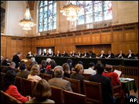 Corte Internacional de Justicia de la Haya