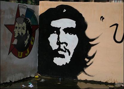 Che murals