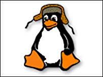 Linux penguin