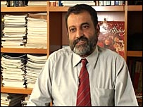 Mohandas Pai, Infosys director of human resources and global recruitment