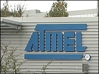 Atmel factory at Silverlink