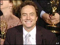 Bradley Whitford at the 2001 Emmys
