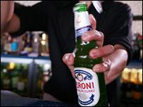 SABMiller's Peroni  Nastro Azzurro