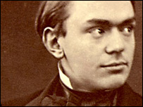 Archive image of Alfred Nobel (copyright: The Nobel Foundation)