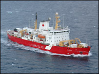 Research vessel (BBC)