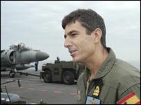 Lt Eduardo Lopez