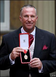 Former cricketer Ian Botham