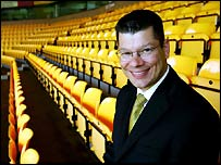 Norwich City chief executive Neil Doncaster