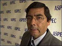 Dr. Jaime Delgado de ASPEC