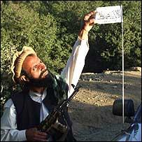 Pro-Taleban militant