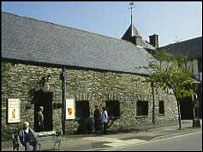 The Owain Glyndwr Centre (picture: Machynlleth Town Council)