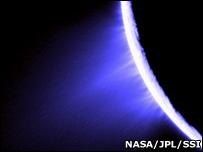 Enceladus (Nasa/JPL/SSI)