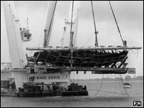 Raising the Mary Rose