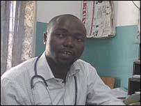 Dr Osborn Tembu