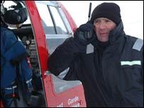 David Shukman (BBC)