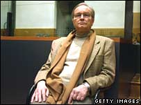 Jean-Maurice Agnelet in court