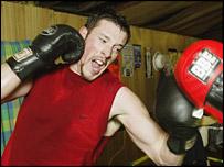 WBO cruiserweight champion Enzo Maccarinelli