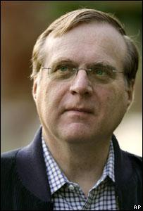Paul Allen, AP
