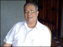 Dr Rafael Cabrera