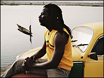 Ivorian reggae star Tiken Jah (from his official website)