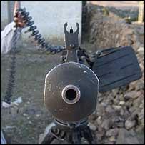 Taleban weaponry