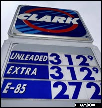 Pump prices