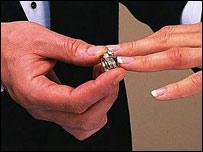 Wedding ring (generic)