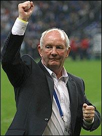 England coach Brian Ashton