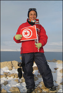 Selima Ben Mustapha (BBC)