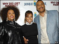 Jill Scott, Janet Jackson and Tyler Perry