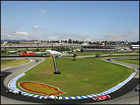 Last year's Brazilian Grand Prix