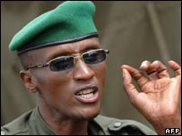 Renegade Congolese Tutsi General 