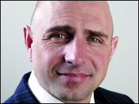 Northern Rock chief executive Adam Applegarth
