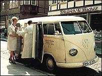 Combi de la VW